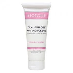 Biotone Dual Purpose Creme Banner Therapy Asheville NC