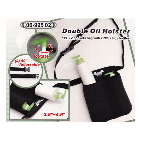 Double Oil Holster Banner Therapy Asheville NC