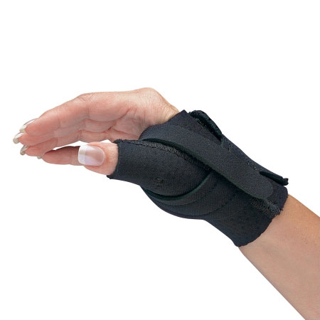 Comfort Cool Thumb Splint CMC Banner Therapy Asheville NC