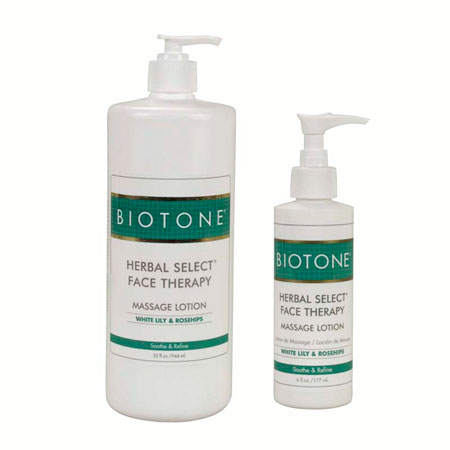 Bitone Face Therapy Lotion Banner Therapy Asheville NC