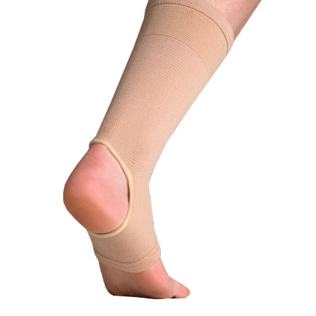 Thermoskin Elastic Ankle Support Banner Therapy Asheville WNC