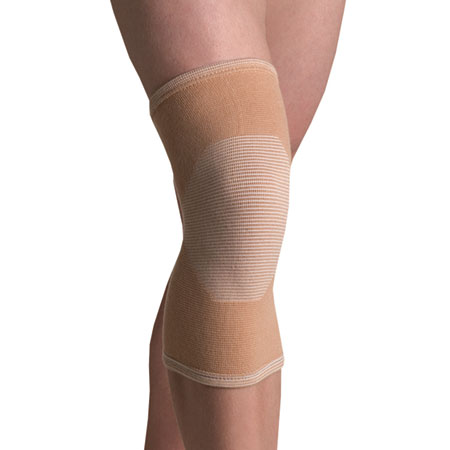 Thermoskin Elastic Knee Support Banner Therapy Asheville WNC