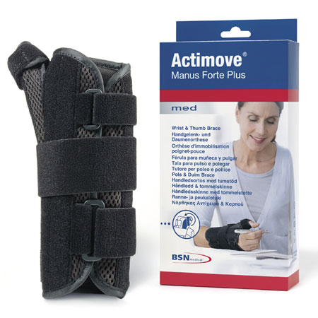 Actimove Wrist & Thumb Splint Banner Therapy Asheville NC